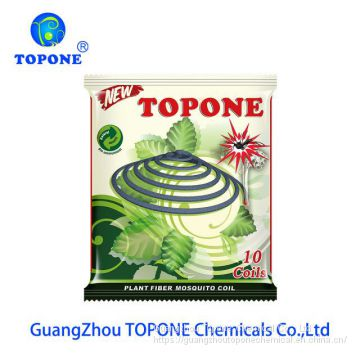 140mm Topone Brand Mosquito Killer Best Selling Products Pest Control Uniform Paper Mosquito Coil