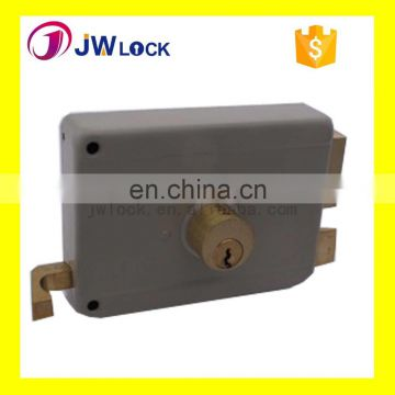 China Manufacture Supply Hot Sale 111A 61000501 Rim Lock For All Kinds Doors