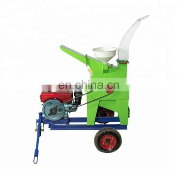 Popular selling straw chopper machine with high efficiency for sale