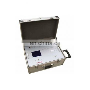 HPC518 Portable exhaust gas analyzer mobile vehicle air monitor