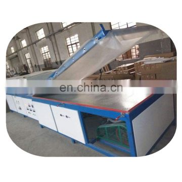 Advanced wood grain transfer printing machine for door