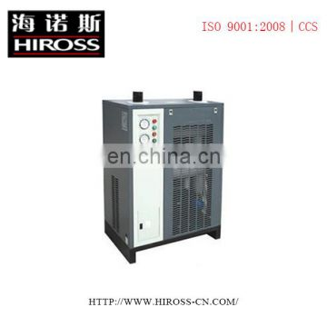 500CFM Air Cooled Refrigerated Compressed Air Dryer for High Temperature