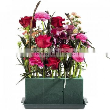 Hebei huiya Flowers Foam Brick For Wedding Arch, fresh floral foam