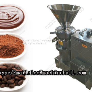 Cocoa Butter Grinding Machine|Cocoa Bean Grinder|Chocolate Grinding Machine For Sale