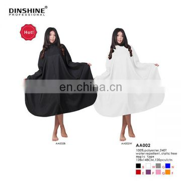 2017 high quality barber capes and hairdressing cape