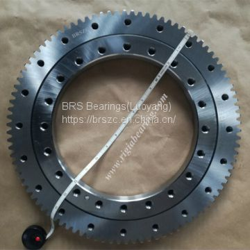 VA160302-N slewing bearing 238x384x32mm external gear