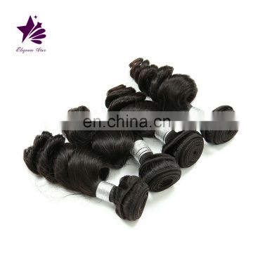 China supplier express brazilian cuticle aligned human hair extension