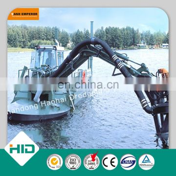 HID Brand Amphibious Dredger Mudking watermaster dredger sale