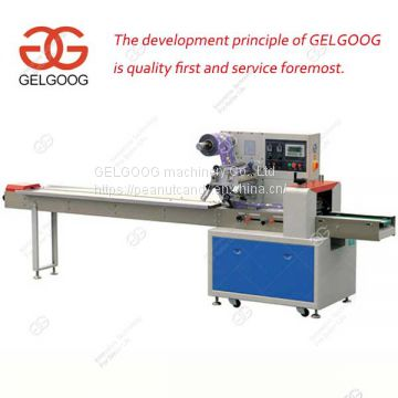 Automatic Usage Pillow Type Packing Machine