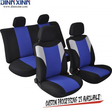 DinnXinn Chevrolet 9 pcs full set sandwich neoprene car seat cover factory China