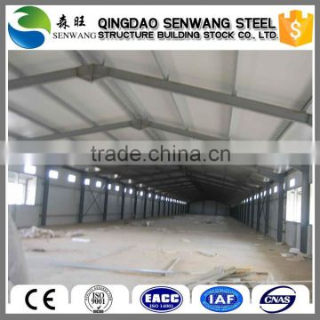 light steel structural low cost of pig cow shed poultry shed chicken