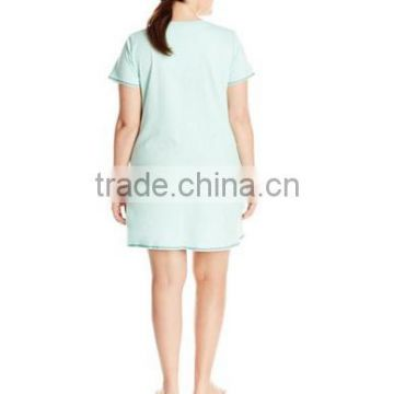women lucky bamboo plus size nightgowns