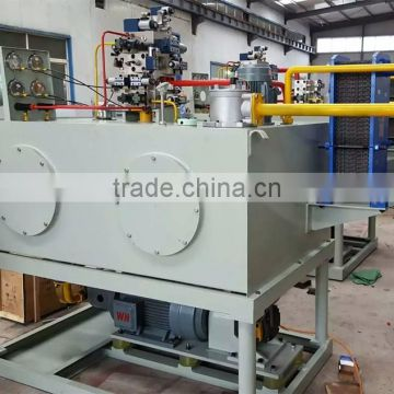 hydraulic press brick machine hydraulic power pack unit