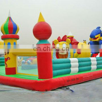 Inflatable Huge Fun City