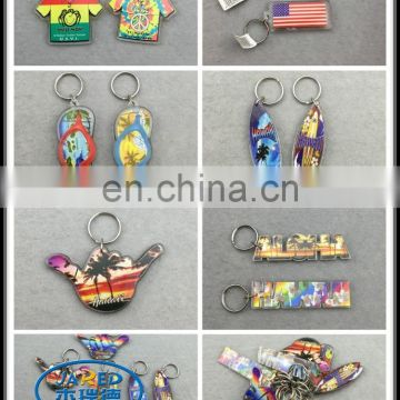 clear plastic keychain cheap keychains in bulk