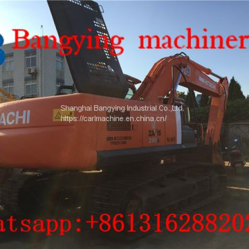 used hitachi zx240 crawler excavator