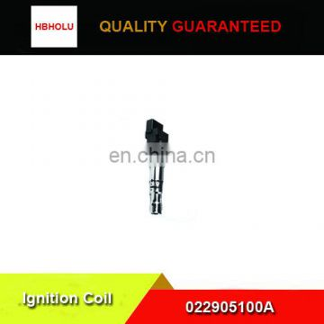 Auto Ignition coil 022905100K 022905100D 022905100A for VW