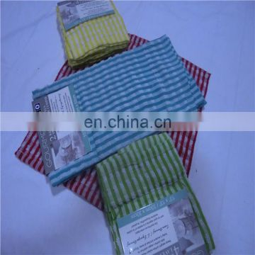 weave cotton kitchen towel set