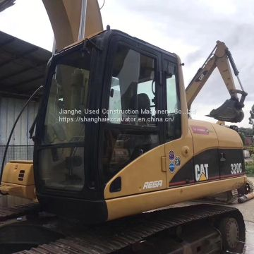 Original Used CAT 320C Excavator
