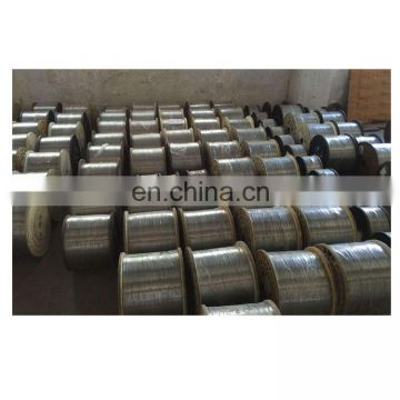 Hot dipped galvanized steel wire 0.15mm diameter