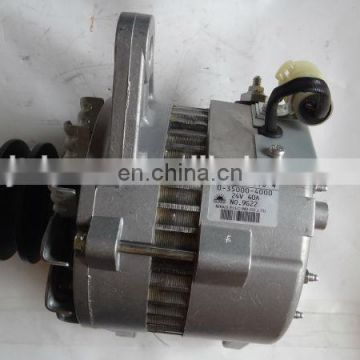 Original parts 1-81200-416-4 4BG1 generator alternator for truck