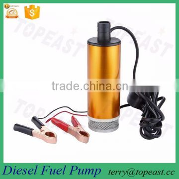 Wholesale Aluminium Alloy DC 12V Submersible Diesel Fuel Water Oil Pump
