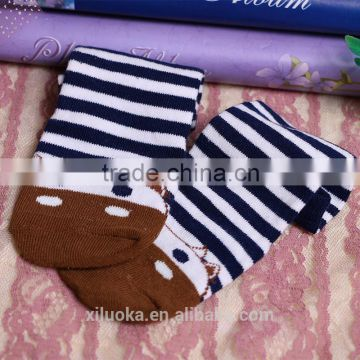 2016 fashion bowtie child girl knee high sock skirt sock for kids                                                                         Quality Choice