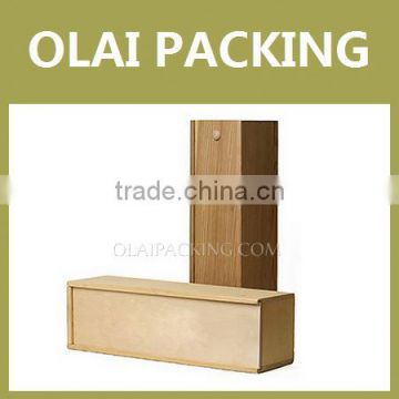 2014 luxury honorable gift wine packing box for sale