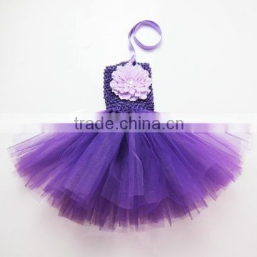 Girls Kids Tutu Skirt Princess Party Ballet Dance Wear Pettiskirt Costume tutu topSK-10