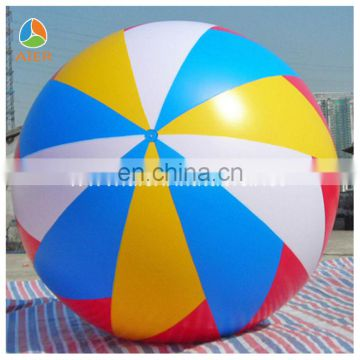Inflatable PVC Beach Balls for kids funny time, beach ball for sale