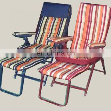 New Itlay outdoor folding cushion chairs