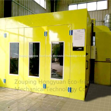 Car Auto Paint/Spray room with Gas/Oil Burner/Electric Heater