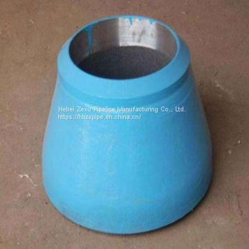 China Manufacturer Sanitary Stainless Steel Reducer Alloy Steel Reducer