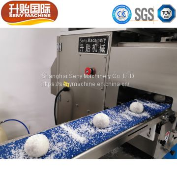 Automatic Mochi Making Encrusting Machine