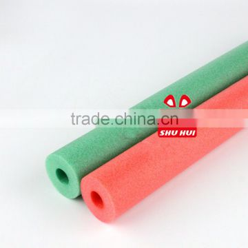 Collapsible cooler bag coaxial cable aluminum tube coaxial cable epe foam  tube/rod production line tube water guns