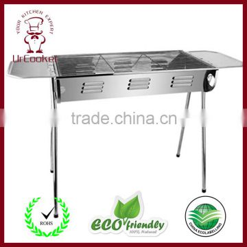 HZA-J8805 Superb Quality Luxury outdoor large charcoal bbq grill
