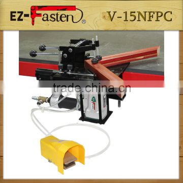Hot Selling Picture Frame Underpinner Tools Pneumatic V Nail Gun