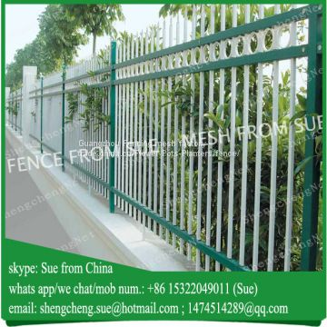 Steel Wall Picket Fence Design From China Fence Factory ...