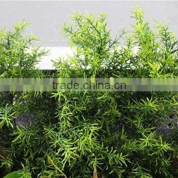 100*100*25cm Home garden decorative indoor vertical plastic Artificial Green Plant Walls ZWQ09 2114