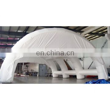 outdoor inflatable exhibition tent event dome tent for sale