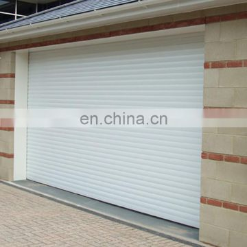New product 2017 used commercial aluminum garage door