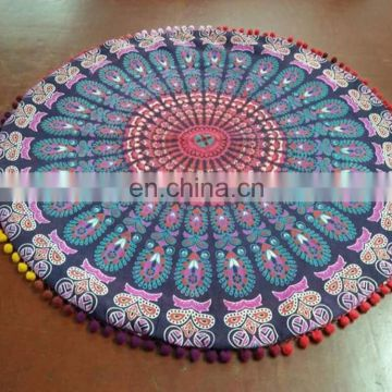 Wholesale custom handmade Executive multi color anti fatigue office standing home decor floor cushion