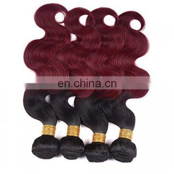 100% Unprocessed Real Human Hair weft cuticle aligned hair
