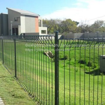 Maylaysian rnamental roll top fence lows wire panels fencing for garden