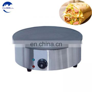 12 Months Warranty CE Certification French Professional Mini 1-Plate GasCrepeMaker