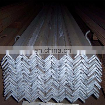 410s Hot rolled stainless steel angle bar 304 321