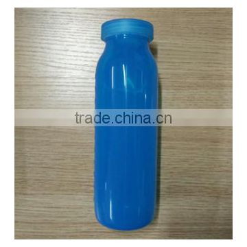 Food grade Silicone Water Bottle Man-carried outside Kettle