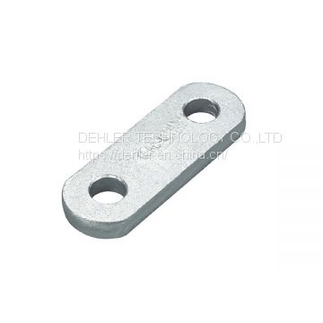 High Quality Hot DIP-Galvanized Pd Clevis for Link Fitting