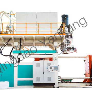 HDPE 200L-500L 2 Layers Extrusion  Water Storage Tank Blow Molding Machine