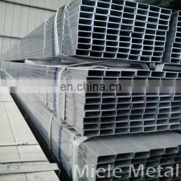 EN 1.4731 cold drawn galvanized steel tube and steel pipe